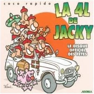 La4LdeJacky - CocoRapido