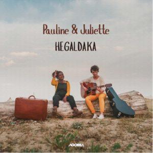 pochette album hegaldaka pauline & juliette